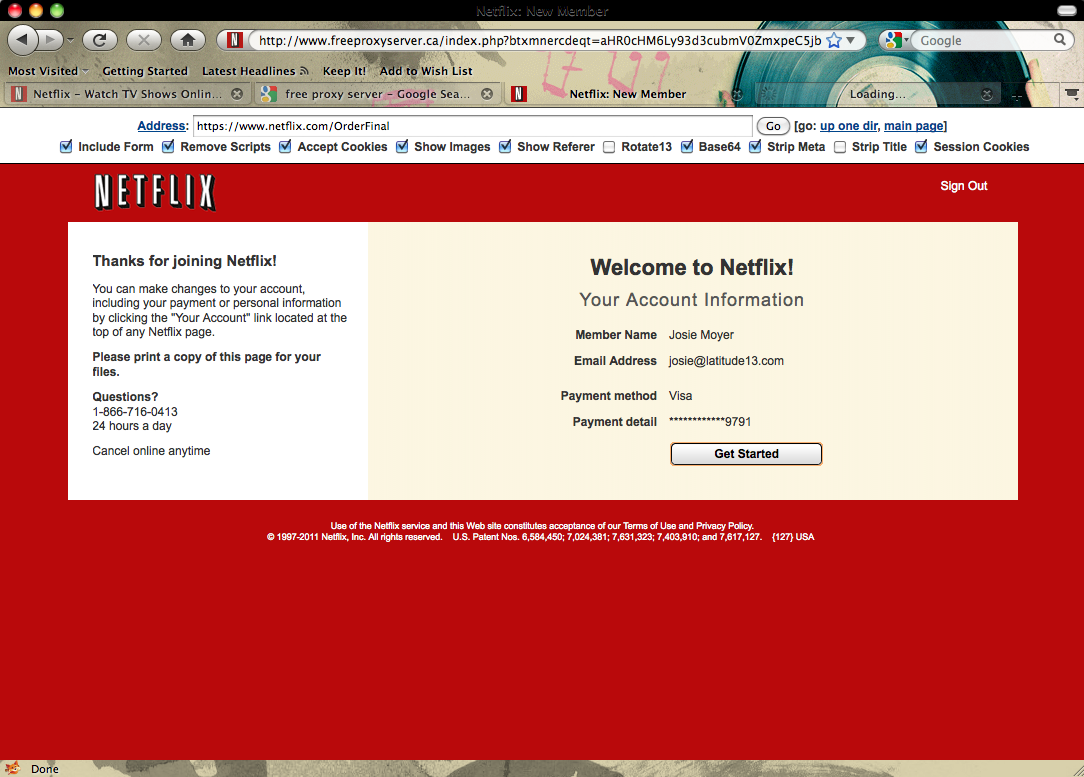 Netflix Login Member Sign in to Your Account